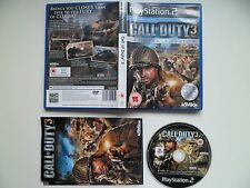Call of duty 3 edition spéciale (Sony PlayStation 2, 2006)