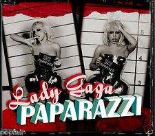 LADY GAGA - PAPARAZZI / REMIX 2009 EU CD SINGLE STEFANI GERMANOTTA STREAMLINE