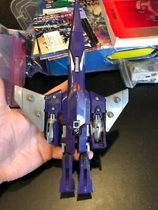 Transformers G1 CYCLONUS ROBOT ONLY GOOD SHAPE