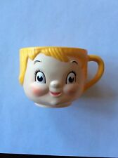 Vintage Campbell's Soup Kid Plastic Mug nice condition
