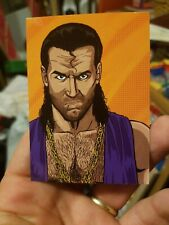 Razor Ramon Series 3 Trading Card MACHISMO Pro Wrestling Loot WWF WWE WCW (NEW)