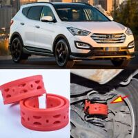 2pcs Rear Air Suspension Bumper Spring Coil Cushion Buffer For HYUNDAI Santa Fe