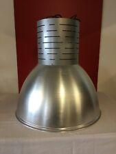 Lampe Industrielle Vintage Suspension Métal Aluminium Atelier Usine