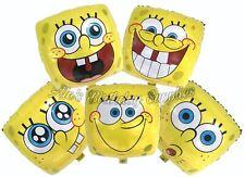 (5) pcs Spongebob Squarepants Balloons Birthday Party Supplies