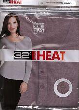 OFF 65%25   NEW Women's Weatherproof 32 Degrees Heat Thermal Underwear