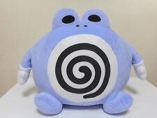 Pokemon Center Poliwhirl Plush Poke Momo Doll Promo Cushion Pillow Big Rare