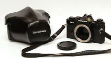 Olympus OM-4 SLR Film Camera For Olympus OM Mount! Good Condition!