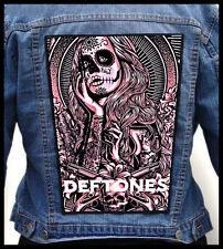 DEFTONES - Tattooed Girl --- Giant Backpatch Back Patch