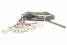 Mogami 16-Channel Snake Cable XLRF - Bare/Unterminated 25' XLR