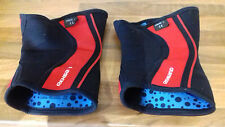 rehband unisex black &red Rx knee support size L 3mm - only worn couple of times