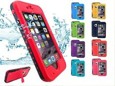 CUSTODIA COVER WATERPROOF IMPERMEABILE CON LETTORE DI IMPRONTA PER IPHONE 6 6s