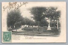 Parc Laviolette TROIS RIVIERES Quebec CPA Rare Pinsonneault Postcard 1908