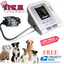 Usa Vet Blood Pressure Monitor Digital Veterinary Nibp Animal Machine Fda Ce