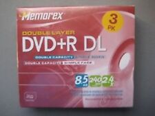 Memorex Double Layer DVD+R DL