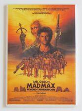 Mad Max Beyond Thunderdome Fridge Magnet movie poster