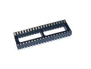 Kickstart ROM Socket 40-pin A500 A1200 A2000 A3000 for Commodore Amiga NEW 12689