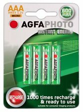 4 x AGFA AAA BATTERIES COMPATIBLE WITH ANGELCARE BABY MONITOR AC401 AC403