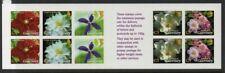 Guernsey Sc 821a 2004 Flower stamp booklet mint NH