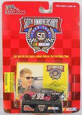 1998 JEFF BURTON #99 Exide Batteries Ford Taurus 1/64 Racing Champions