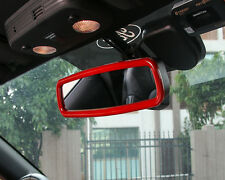 Automotive interior Rearview mirror decorative trim for Ford Mustang 2015 2016