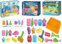 Sand Spirit Set 300G 600G 900G Glow in the dark ages 3+ Toy Play Build Colour