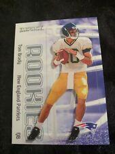 Tom Brady Fleer Impact 2000 Rookie Mint+