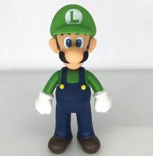 Super Mario Bros. Luigi Doll PVC Plastic Action Figure Toy