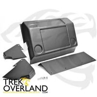 Mud UK Land Rover Defender Console Dashboard 1983-1998 MUD-0002