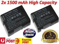 2x EN-EL14 ENEL14 Backup Battery For Nikon DSLR P7000 D5100 D3100 D3200 P7100