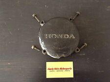 Honda Cr250 Cr 250 Stator Generator Left Side Cover W/ Bolts Decent Shape! 1991