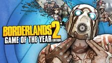 BORDERLANDS 2 GOTY STEAM only