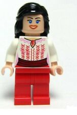LEGO 7195 - INDIANA JONES - MARION RAVENWOOD (RED & WHITE OUTFIT) - MINI FIGURE