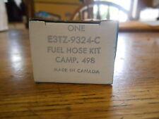 NOS 1983 1984 FORD RANGER 2.2L 2.2 DIESEL ENGINE FUEL HOSE LINE KIT E3TZ-9324-C