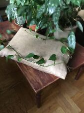 20 x 26 Natural Burlap Lined Standard/Queen Pillow Sham With Inside Top Envelope