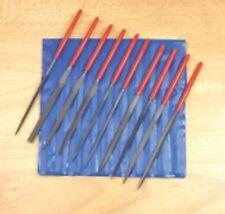 SET OF 10 NEEDLE FILES FOR METAL & PLASTIC KITS (AIRFIX TAMIYA ETC) EXPO 72510