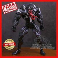 Unique Spider-Man Venom Action Figure Marvel Legends Toy