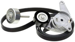 Serpentine Belt Drive Component Kit-Accessory Belt Drive Kit Gates 90K-38397B