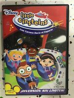 Little Einsteins - DVD Una Carrera Verso Il Spazio Spagnolo Inglese Francese Am