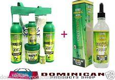 CRECE PELO BOE KIT SHAMPOO LEAVE HAIR TREATMENT + 4.5 OZ GOTERO DROPPER GROWTH