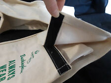 Canvas Pouch with Belt Clip for Buckingham Lineman Electrical Gloves