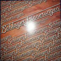 Schlager-erinnerungen, Originalaufnahmen von 1953-1968, AMIGA DDR-Dop. LP