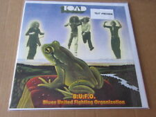TOAD B.U.F.O. BLUES UNITED FIGHT  AKARMA LIMITED 3 COPIES TEST PRESS MEGARARE LP