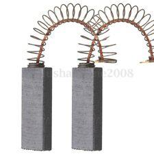 2x Balai Charbon Carbone Brosse électrique Perceuse Perforateur Moteur 30x11x6mm
