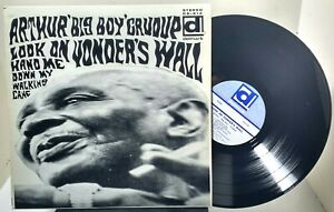 "Arthur ""Big Boy"" Crudup - Look On Yonder's Wall"