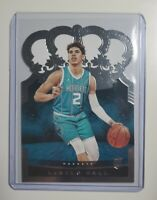 2020-21 Panini Crown Royale LaMelo Ball RC Base Charlotte Hornets Rookie