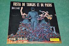 Vinyle 33 T - Don Diego - Fiesta De Tangos et de Pasos - 30CV960 - LP Rpm