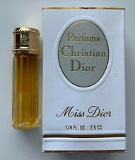 Christian dior miss dior parfum 7,5 ml 0.25 fl oz VINTAGE (3)