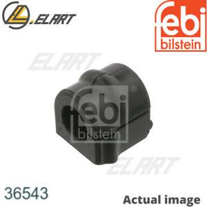 STABILISER MOUNTING FOR OPEL FIAT VAUXHALL SAAB Z 18 XER Z 19 DT FEBI BILSTEIN