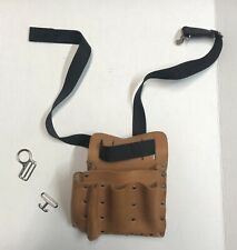 Buckingham 1-99 Electrician Linesman Construction Work Tool Leather Pouch