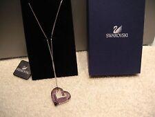 Swarovski crystal  Love Heart Pendant